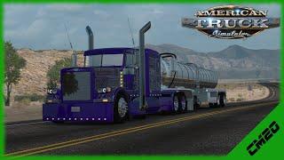 American Truck Simulator / 389 Haze