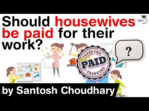 Salary for Housewife - Should housewives be paid for their work? What is Apex Court's stand on it?