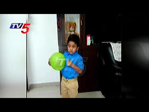 Plastic Cover Kills 4 Year Old Boy In Hyderabad   TV5 News