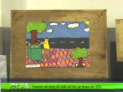 Cuộc thi vẽ tranh vì môi trường