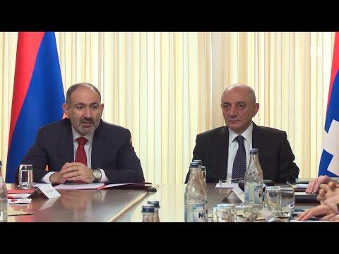 «Արցախը և Ադրբեջանը երբևէ որևէ պարագայում չեն կարող լինել ընդհանուր քաղաքական տարածքում»
