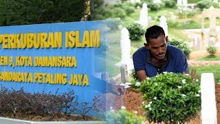 Cradle CEO Nazrin buried again after second postmortem