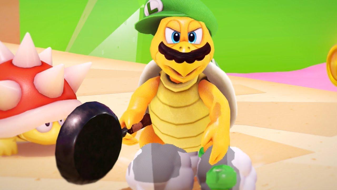 25 11 MB] Super Luigi Odyssey - Walkthrough - #15 - Download
