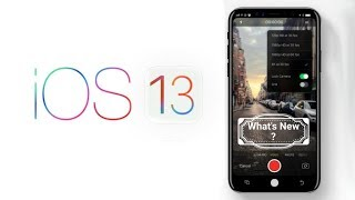 iOS 13 Released!  What