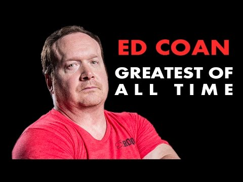 The Journey of Ed Coan - The Greatest Powerlifter of All ...