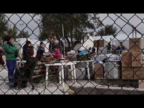 ΛΕΣΒΟΣ: ΚΑΡΑ ΤΕΠΕ ΠΡΟΣΦΥΓΙΚΟΣ ΚΑΤΑΥΛΙΣΜΟΣ / LESVOS ISLAND: KARA TEPE REFUGEE CAMP (2015-16) #10