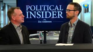 Political Insider with Zac Anderson, Apr. 28, 2016: Zac speaks with Prof. Frank Alcock about the lat