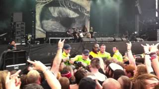 Download Video Wall Of Death @ Download 2012 - Lamb Of God - Black Label. MP3 3GP MP4