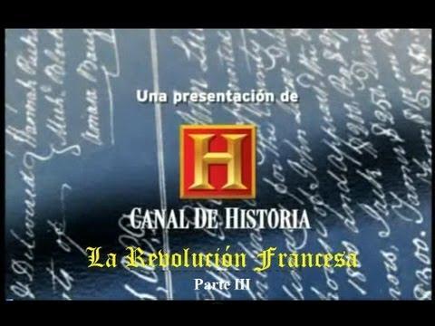 La Revolución Francesa - History Channel - Parte III/III