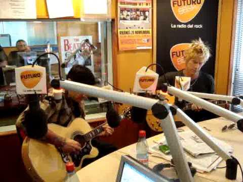 Duff Mckagan en Radio Futuro