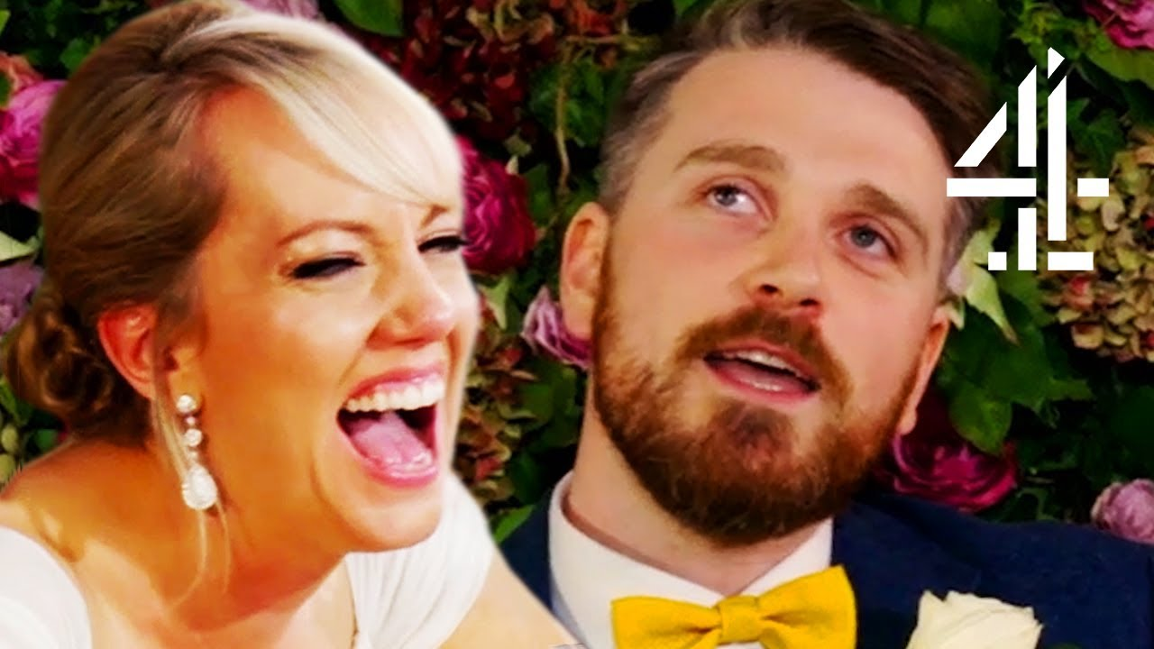 Best Man And Groom Deliver HILARIOUS Wedding Speeches!! | Married At First Sight