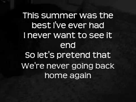 Chase Coy - Summer Song with Lyrics