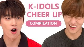 Download K-IDOLS DANCING TO TWICE CHEER UP (COMPILATION) Mp3