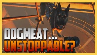 The Unstoppable Dogmeat? - Fallout 4