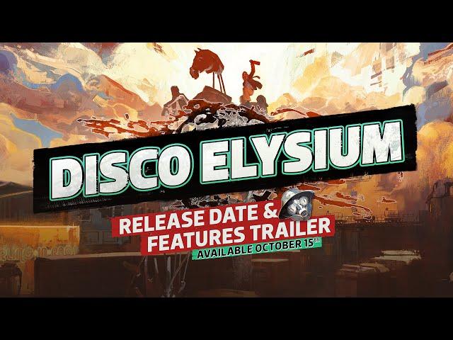 Disco Elysium (видео)
