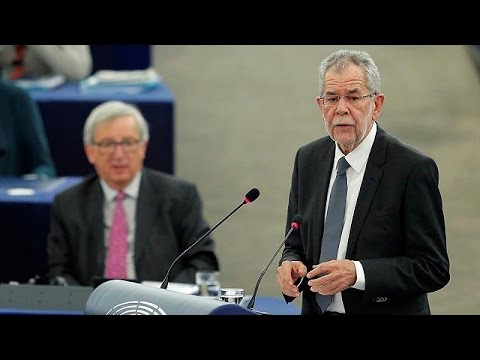 Austrian president warns EU of the threat of