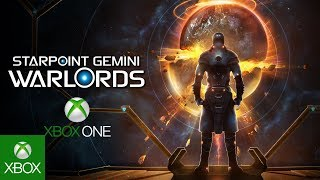 Starpoint Gemini Warlords Xbox One launch trailer