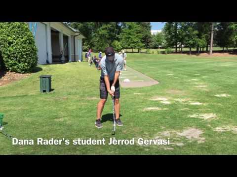 Jordan Spieth Marshmallow Trick