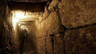 Starożytne podziemne tunele są odnajdywane wcałej Europie