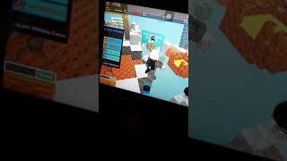 Primer video de Lucas jugando Roblox