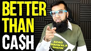 9 Small Investment Ideas Better Than Cash | Azad Chaiwala Show