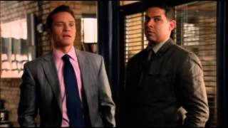 Castle 6x3 Sully, Gates, the Feds, OH MY!