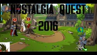 aqw nostalgia quest explanation and secret quest guide