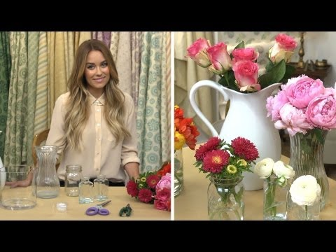 Lauren Conrad: Floral Arrangements