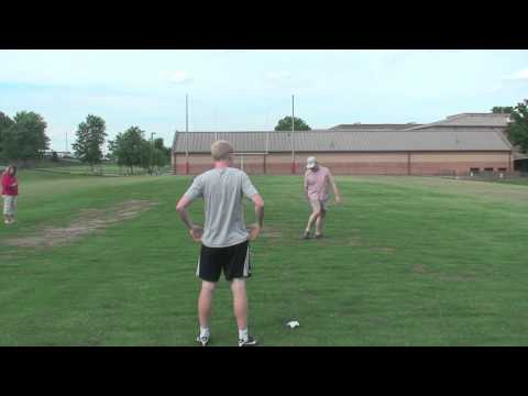 Punting 2009 & 2010 highlights & practice film