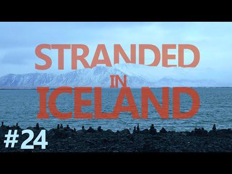 STRANDED IN ICELAND! My unvoluntary stopover in Reykjavik | The Oregon Road #24
