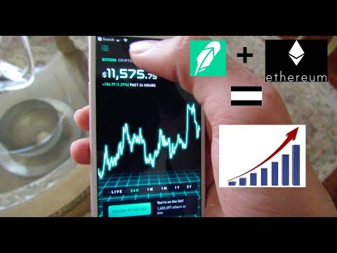 Why RobinHood Will SPIKE Ethereum and Bitcoin Prices