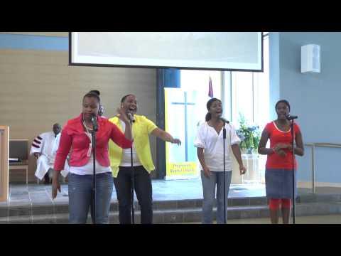 PBC Youth Praise Team (1) 7-15-12