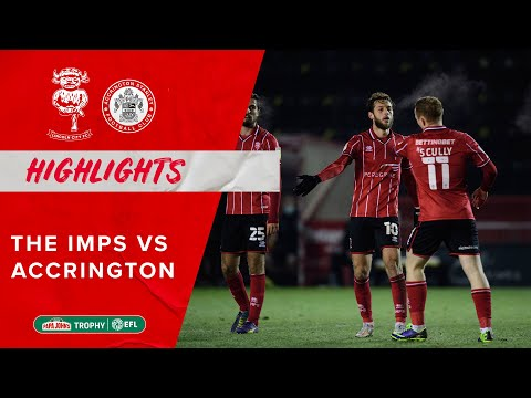 Lincoln Accrington Goals And Highlights