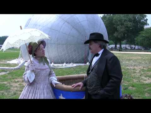 Meet Mary Henry and Thaddeus Lowe