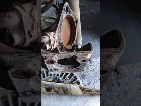 Шевроле Авео т300, замена задних ступиц.