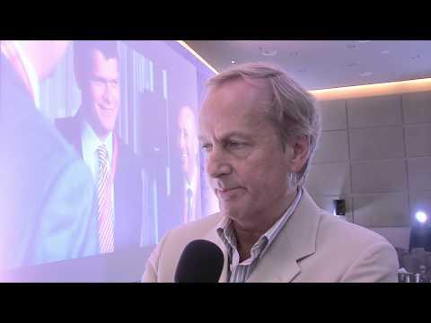 TradeWinds Shipowners Forum 2012 @ Posidonia - George Economou