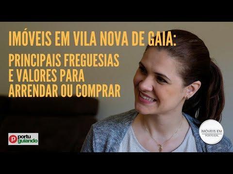 Imóveis em Vila Nova de Gaia