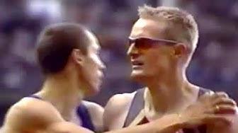 André Bucher vs. Yuriy Borzakovskiy - Men's 800m - Paris Golden League 2001