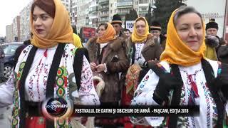 FESTIVALUL DE DATINI SI OBICEIURI DE IARNA - PASCANI, EDITIA 2018
