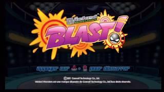 "[Wii] Introduction du jeu ""Wicked Monsters Blast!"" de PQube (2012)"