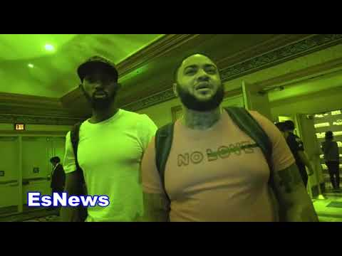 ((WOW)) Mike Tyson Stright Disses Seckbach Big Time EsNews Boxing