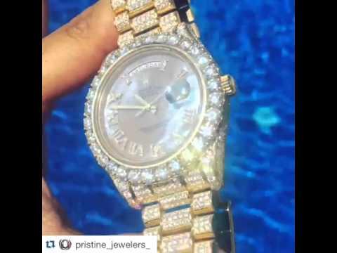 Rich People Flex - Rolex flex by Pristine Jewelers aka @pristine_jewelers_ [#MoneybagBoyz]