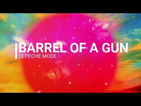 Barrel of a gun Karaoke - Depeche Mode