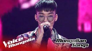 "Batbayar - ""Margaashiin nar luu khamt aylakh uu?"" | The Quarter Final | The Voice of Mongolia 2018"