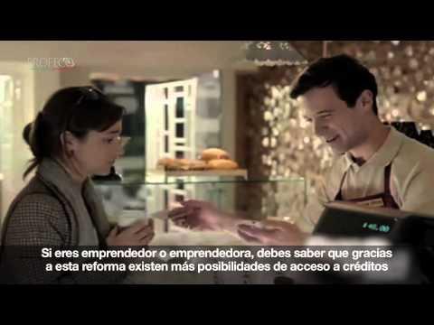 """Reforma Financiera [""""Revista del Consumidor TV"""" 31.1]"""