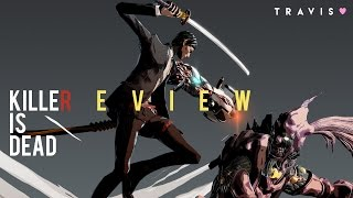 Travis Reviews Killer Is Dead - Nightmare Edition [STEAM]