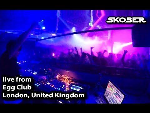 Skober live from EGG Club, London (United Kingdom) [11-11-2017]