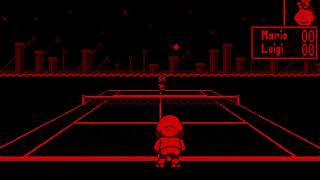 Mario's Tennis Japan,  NINTENDO VIRTUAL BOY HYPERSPIN NOT MINE VIDEOSUSA