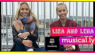 Lisa and Lena Musical.ly Compilation AUGUST l The Best of Musical.ly