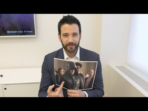 Arrow 6x21  Colin Donnell on Tommy's Returns
